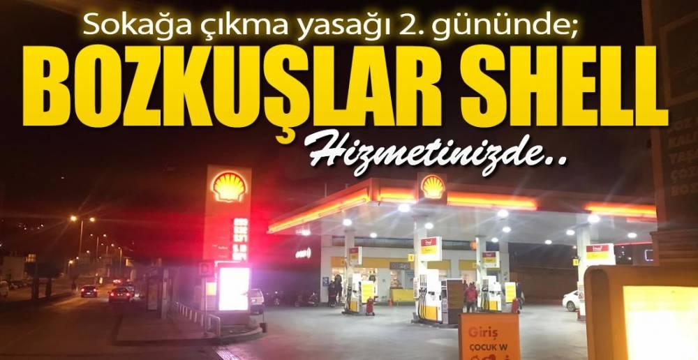 HİZMETE BAŞLADI !.
