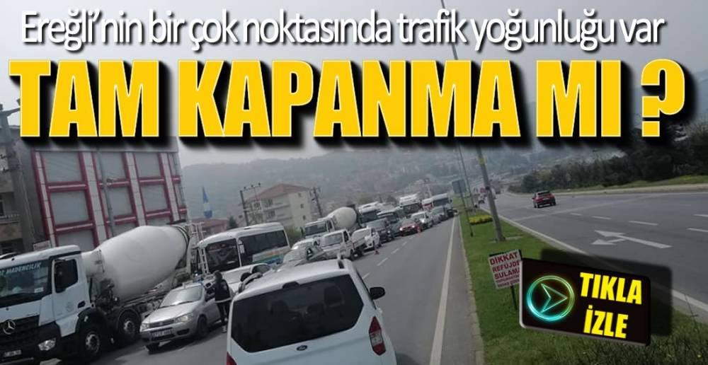 UZUN ARAÇ KUYRUĞU !.