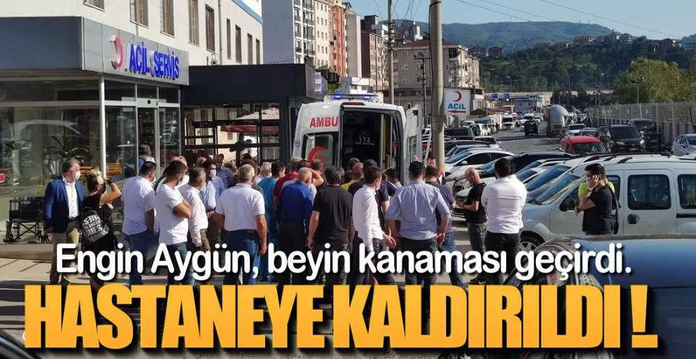 İSTANBUL'A SEVK EDİLİYOR !.