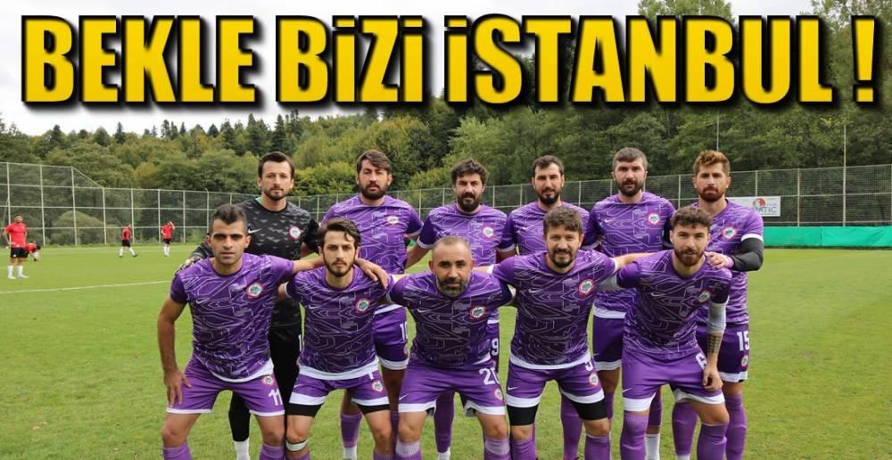 BEKLE BİZİ İSTANBUL !