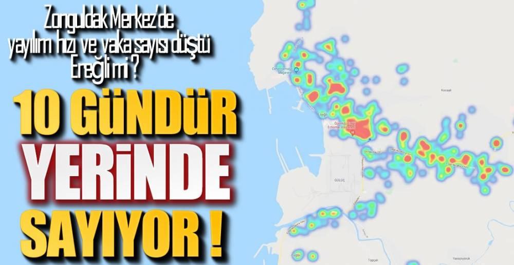 İŞTE EREĞLİ'DE SON DURUM !.