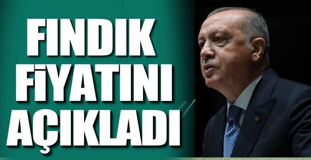 İŞTE FINDIK ALIM FİYATI !.