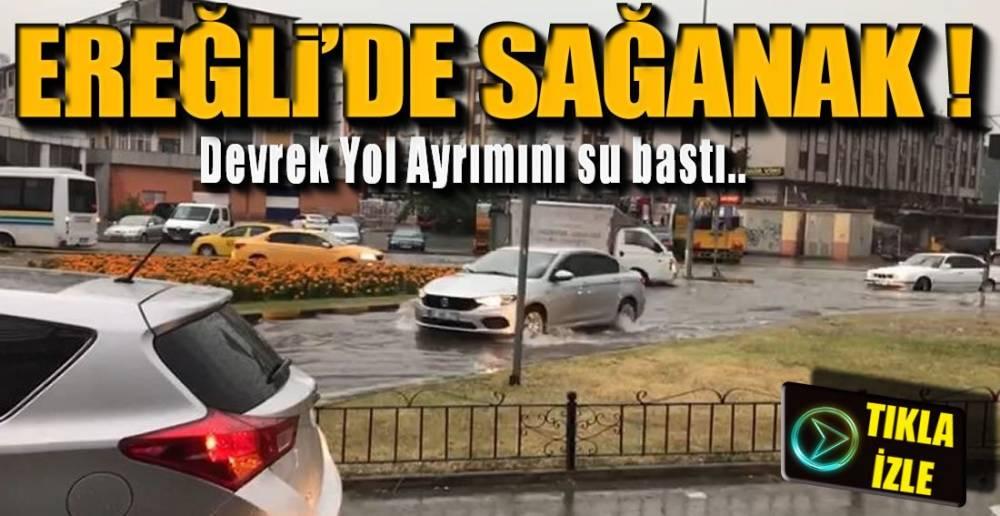 EREĞLİ SULAR ALTINDA !.