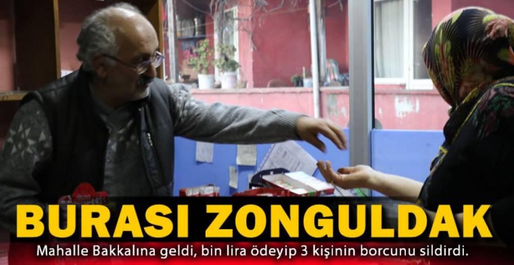 İYİLİK YAPTI, ORTADAN KAYBOLDU!.