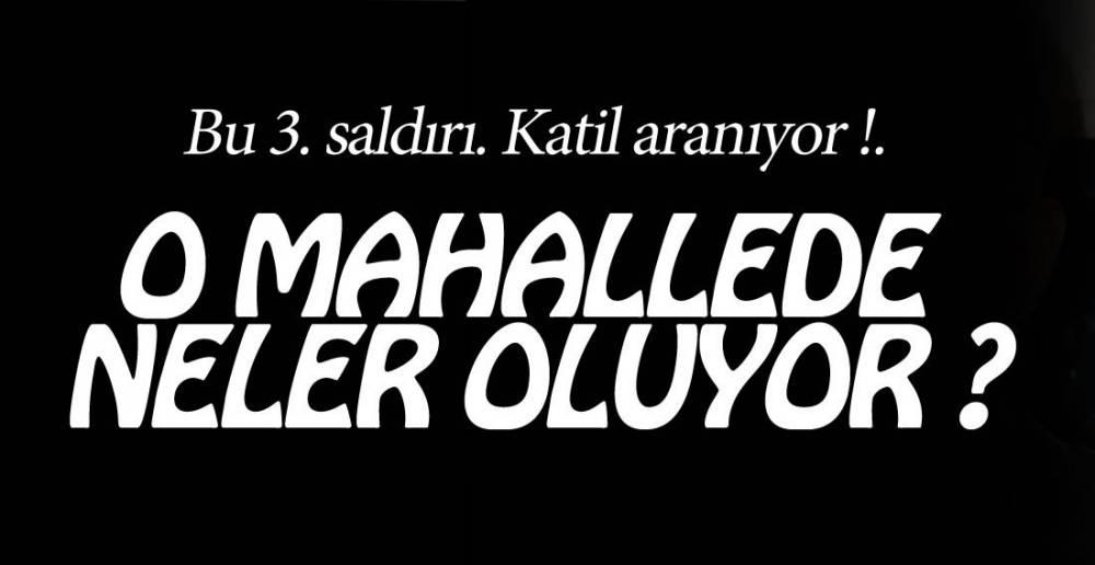 KATİL ARANIYOR !.