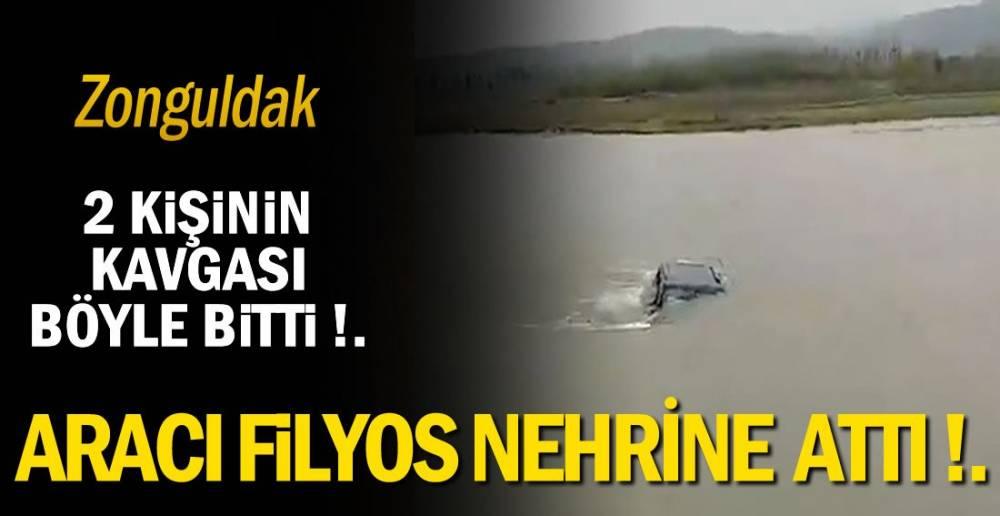 KAVGA BÖYLE BİTTİ !.