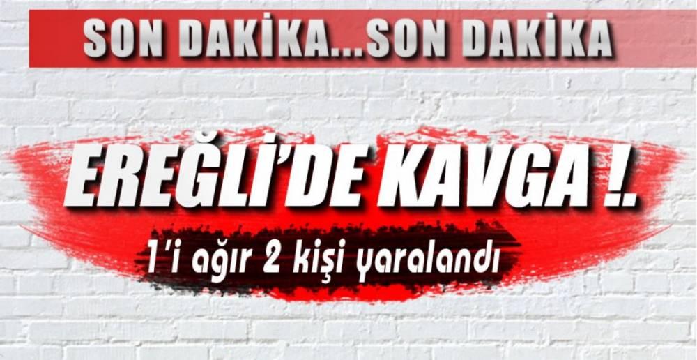 KAVGADA KAN AKTI !.