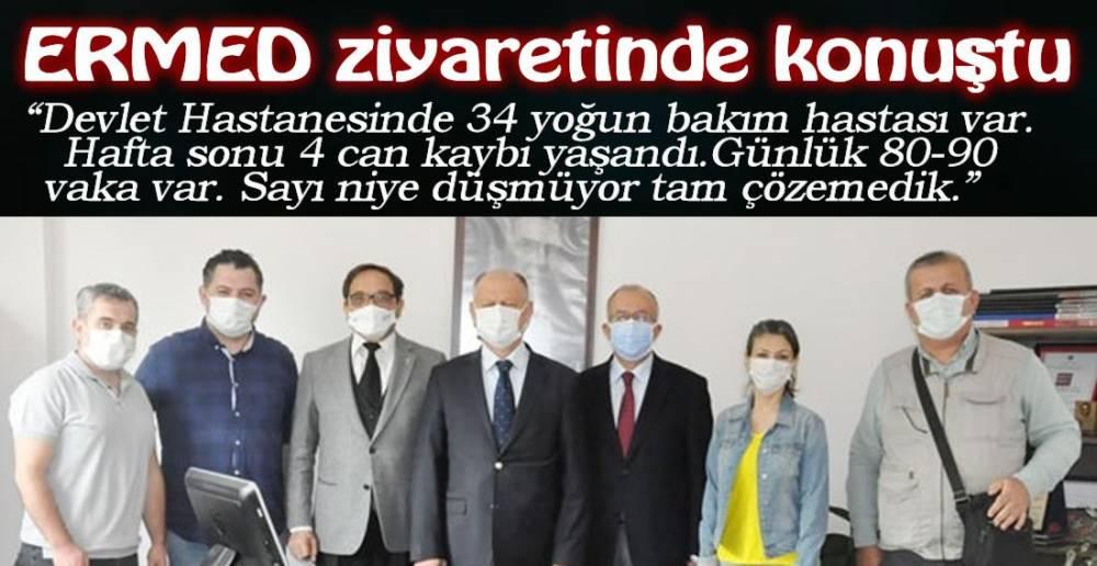 KAYMAKAMDAN KORONA VİRÜS AÇIKLAMASI !.