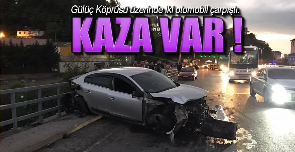 KÖPRÜDE KAZA !.