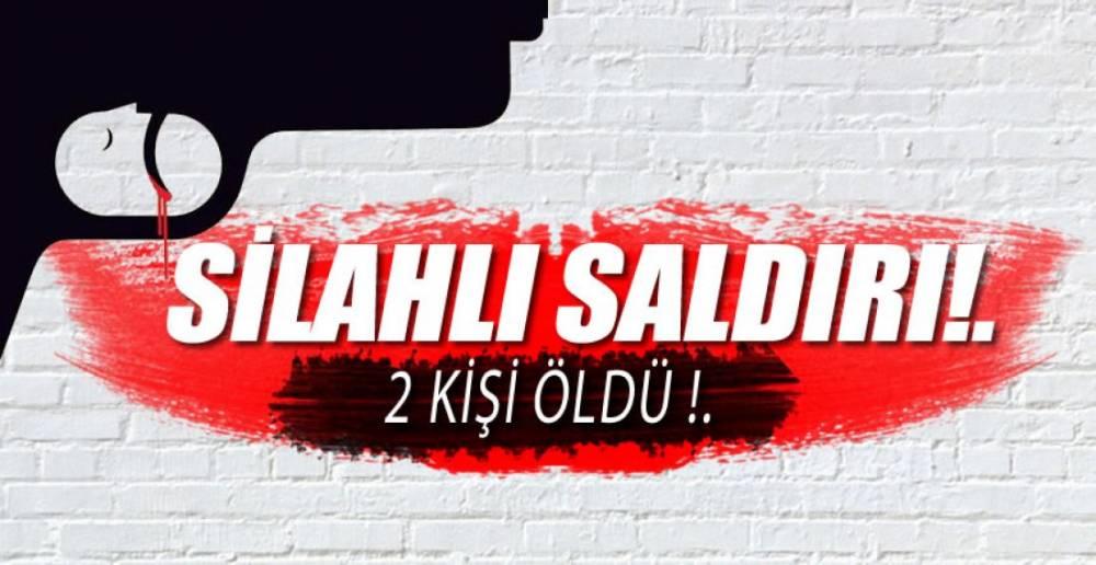 KOMŞU DA SİLAHLAR ÇEKİLDİ !