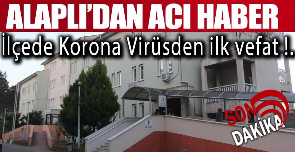 KORONA ALAPLI'DA CAN ALDI