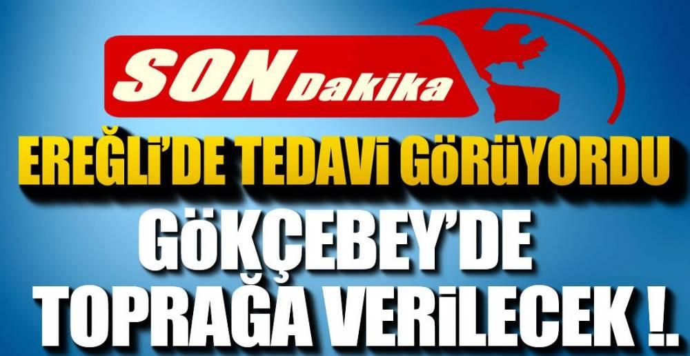 TEDAVİ ALTINDAYDI !.