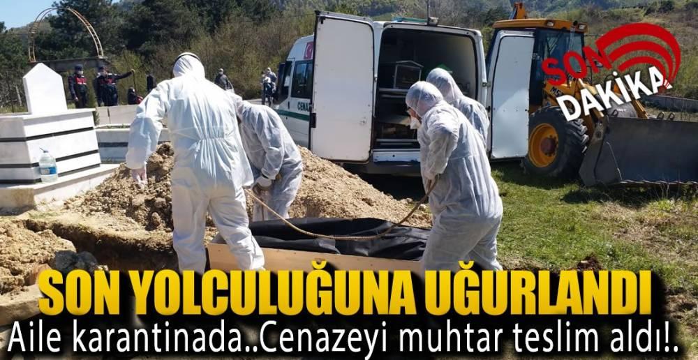 KORONA VİRÜSTEN 3. ÖLÜM !.