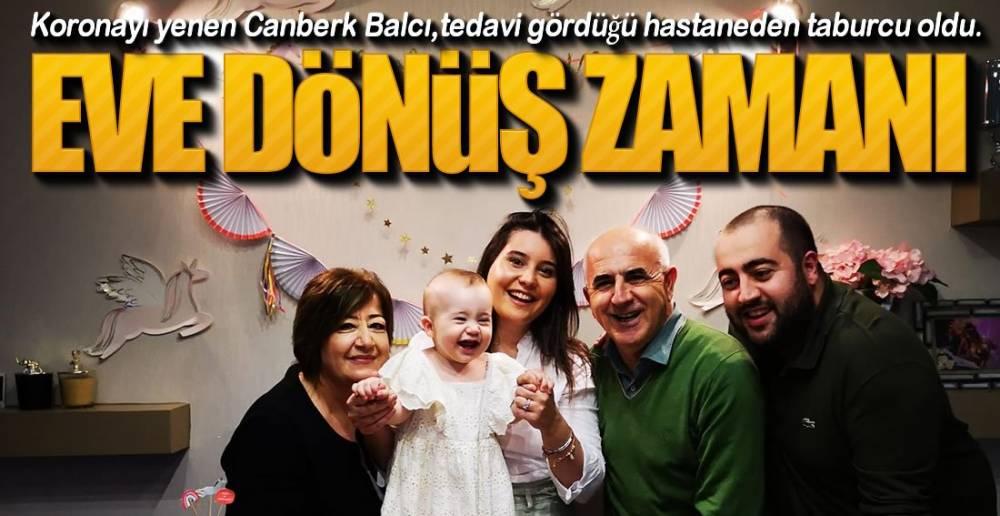 KORONAYI YENDİ, EVE DÖNDÜ !.