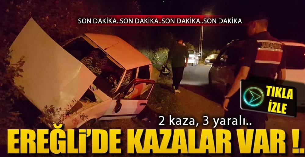 KÖSEAĞZI'NDA KAZA !.