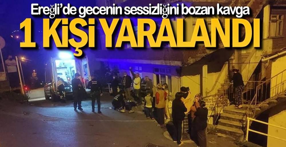 MAHALLEYİ SOKAĞA DÖKEN KAVGA !.
