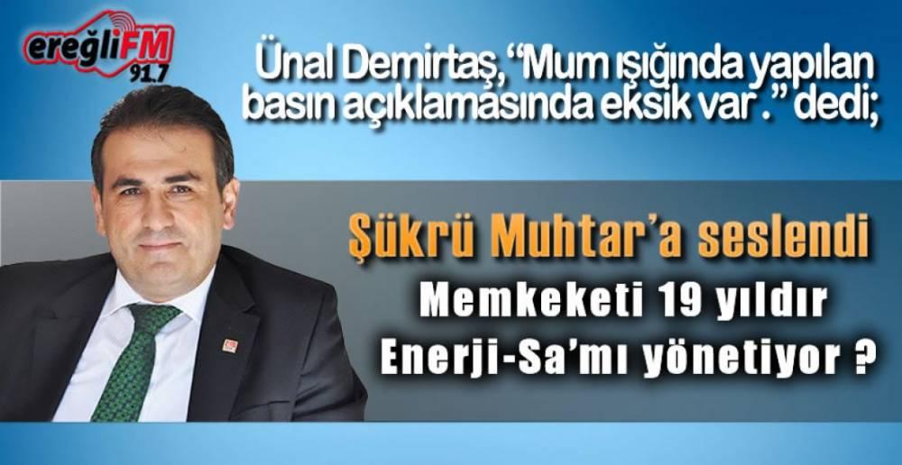 O AÇIKLAMAYA TEPKİ !.