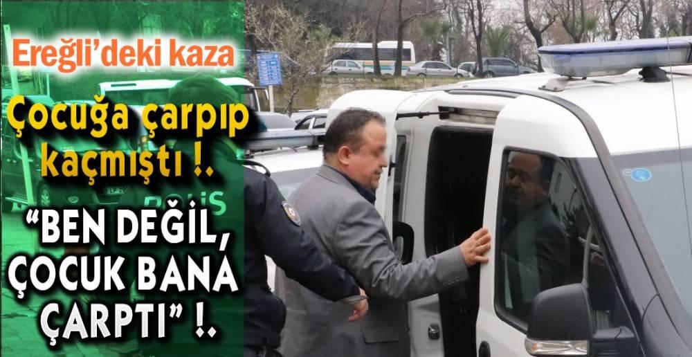 O ŞOFÖR POLİSE TESLİM OLDU !.