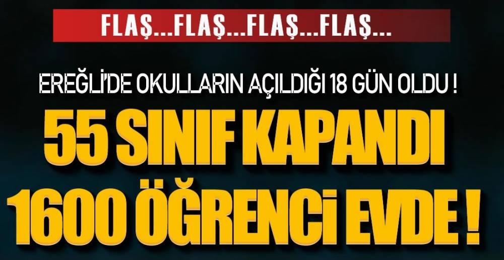 OKULLAR ALARM VERİYOR !..