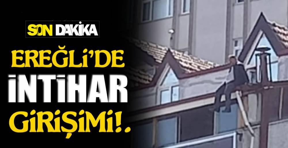 500 TL'YE ÇATIDAN İNDİ !.