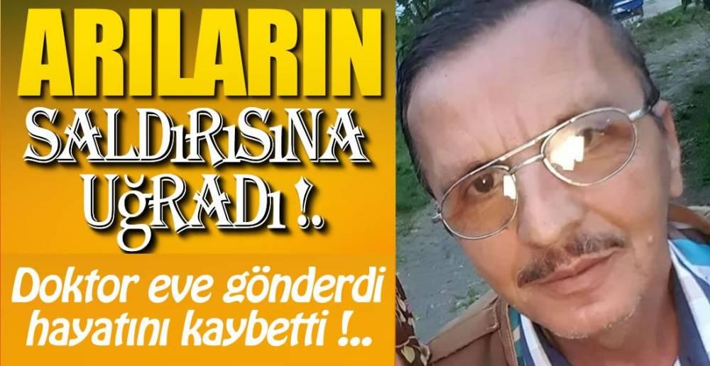 ARI SALDIRISI !.