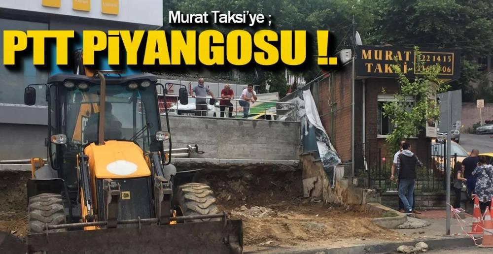 ÖNCE BİNA SONRA DURAK !.