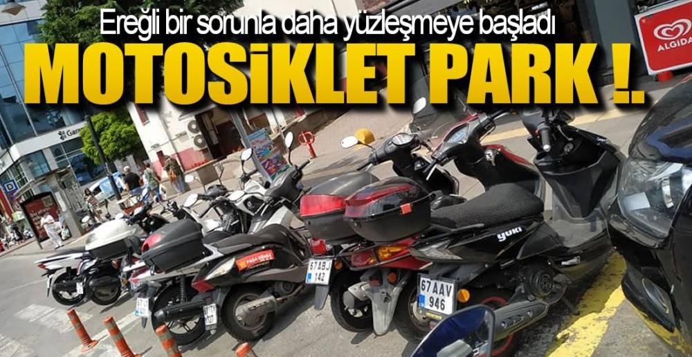 PARK YERİ İSTİYORLAR !.