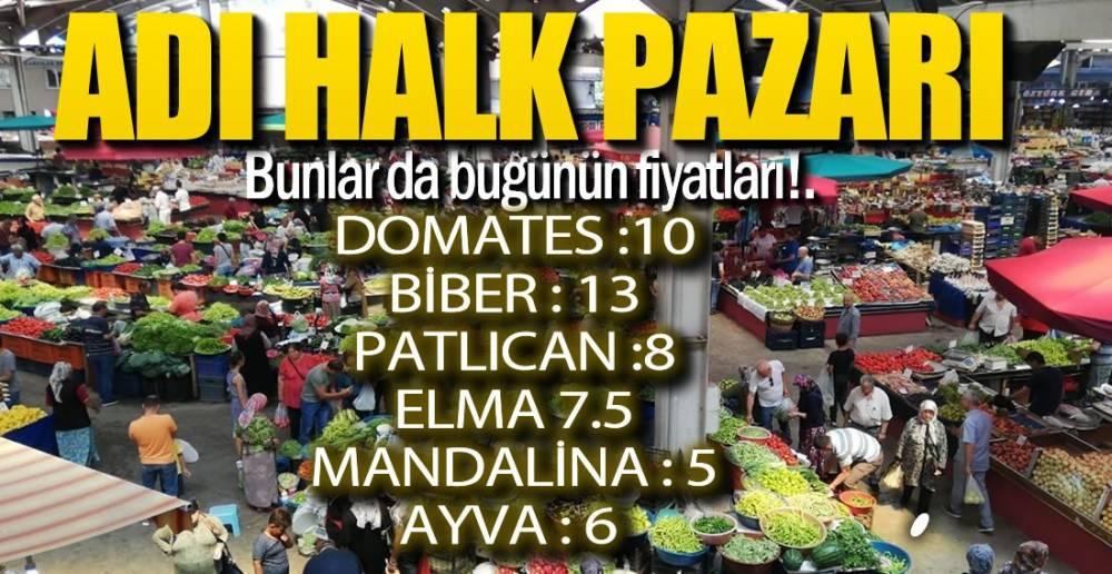 PAZAR YERİ DEĞİL, YANGIN YERİ !.