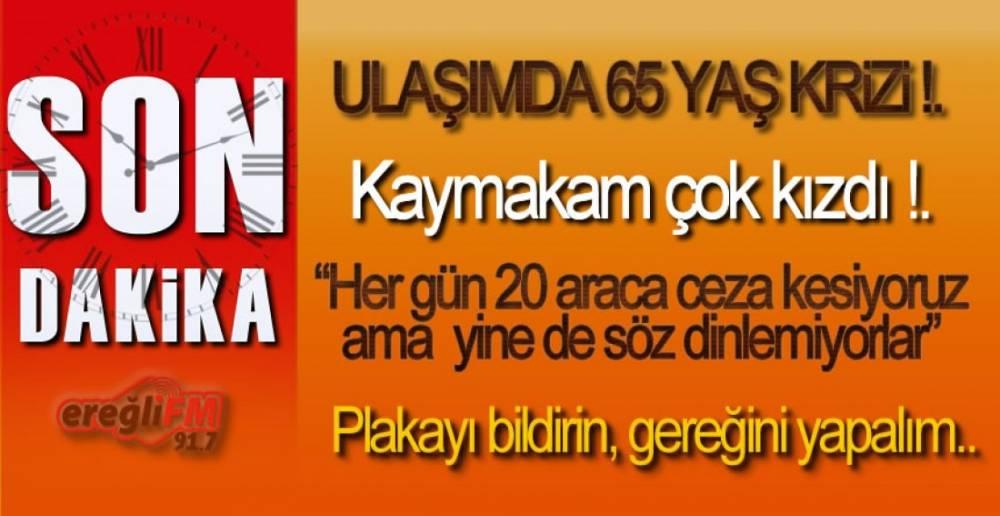 PLAKA BİLDİRİN, CEZA KESELİM !.