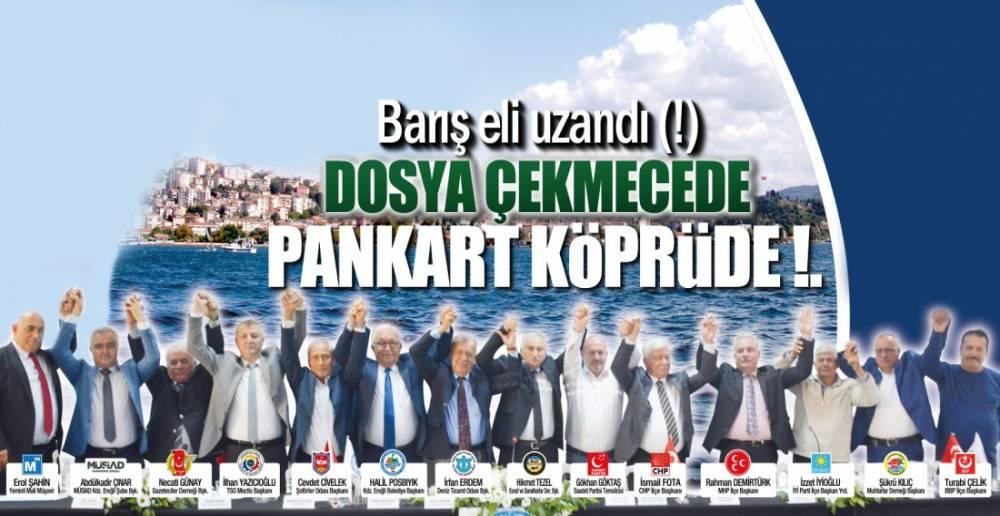PLATFORM ÜYELERİ GELİŞMELERİ BASINDAN ÖĞRENDİ !.