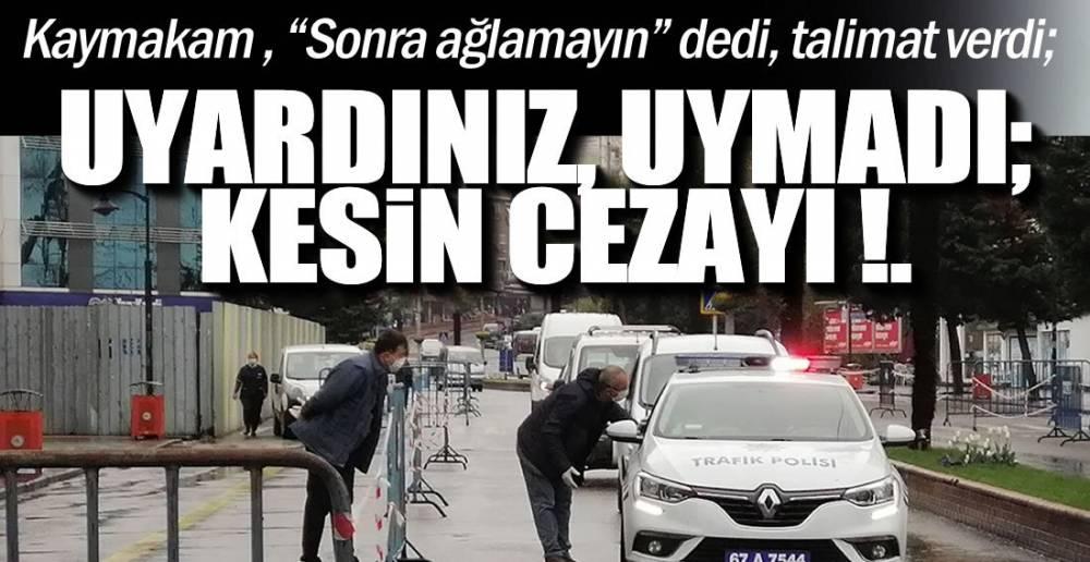 """""""CEZA KESERSEK AĞLAMAYIN """""""