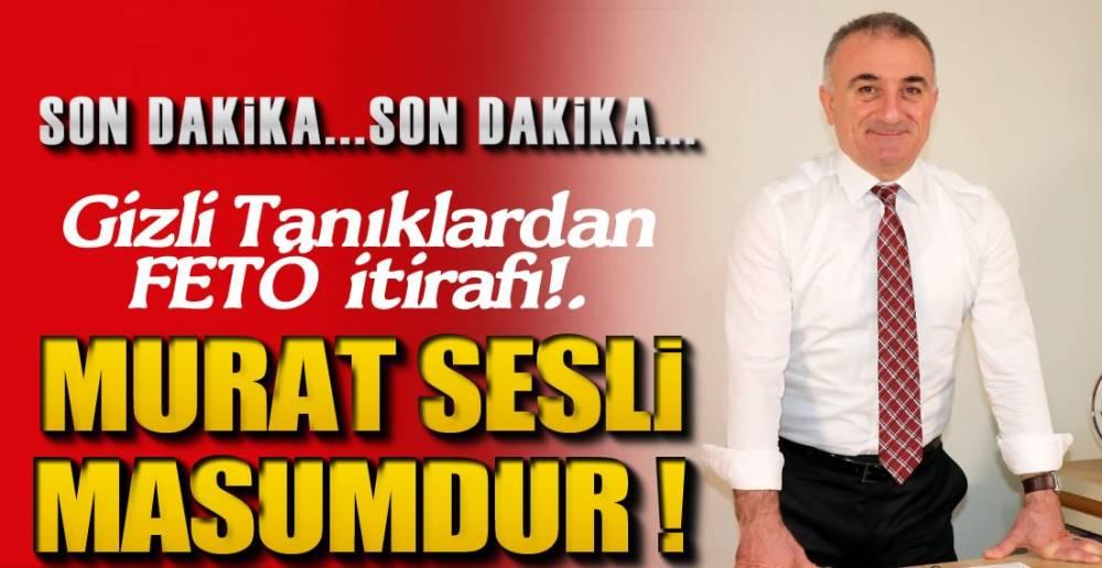 """""""VİCDANEN RAHATSIZIM""""DEDİ !."""