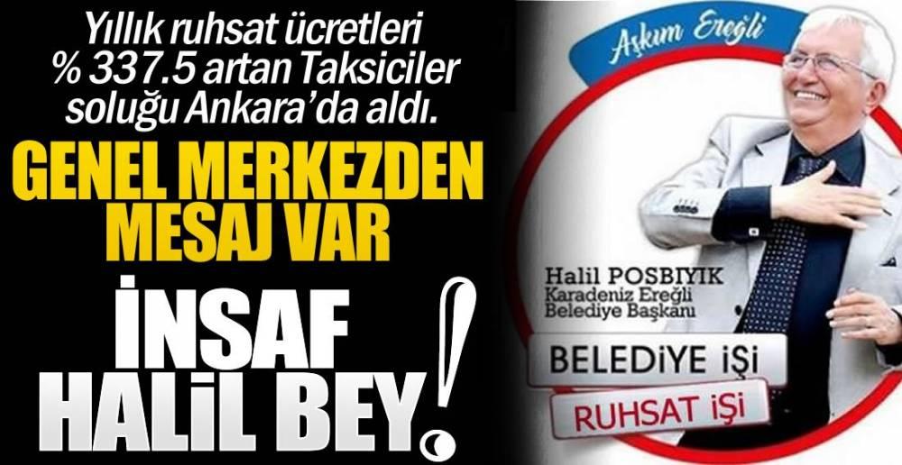RUHSAT İŞİ ANKARA'YA UZANDI !.