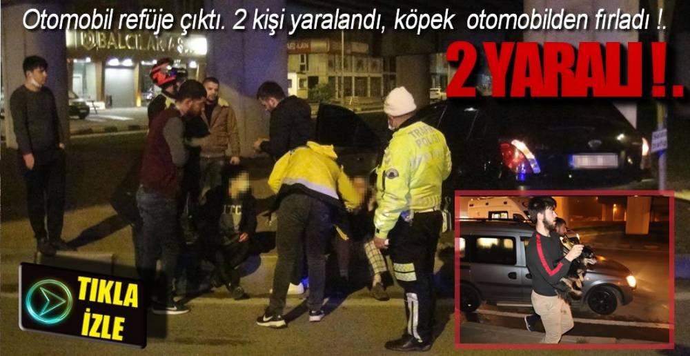 SAHUR VAKTİ KAZA !.