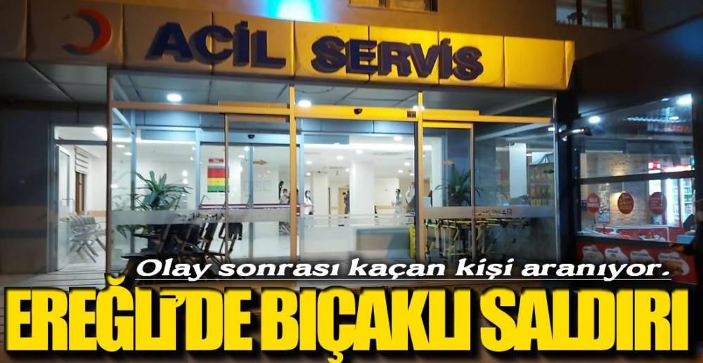 SALDIRGAN KAÇTI !.