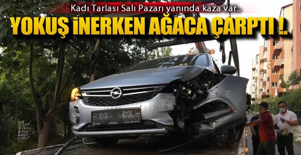 SALI PAZARINDA KAZA !.