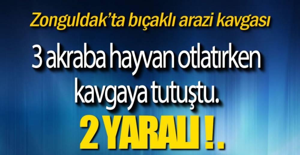 SENİN İNEK BENİM YERİMDE OTLUYOR !.