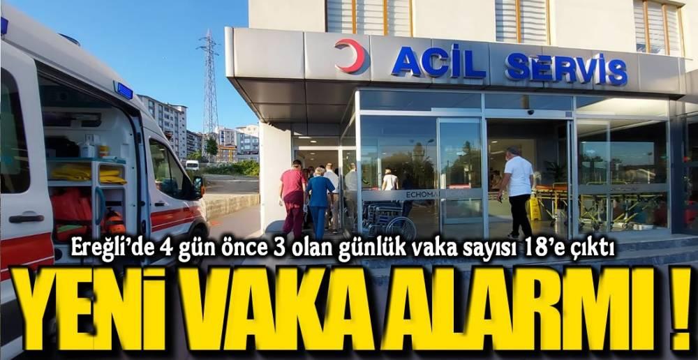 EREĞLi'DE SON DURUM !.
