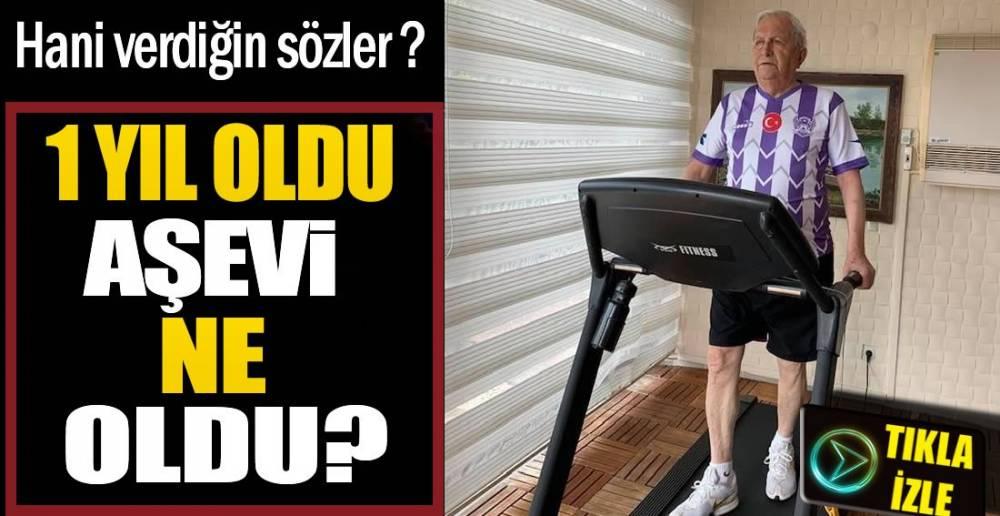 ŞİMDİ DEĞİLSE NE ZAMAN  BAŞKAN BEY !.
