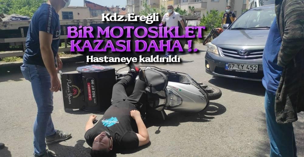 BİR KAZA DAHA !.