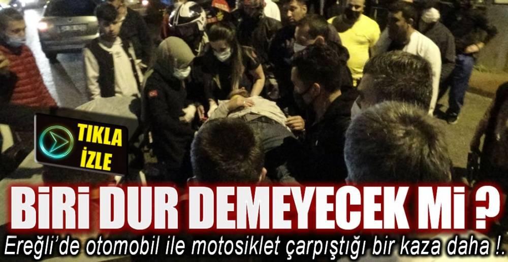SON 5 GÜNDE 12'İNCİ KAZA !. AĞIR YARALI !.