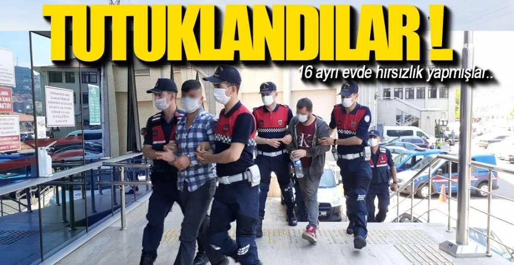 SUÇ MAKİNELERİ TUTUKLANDI !.