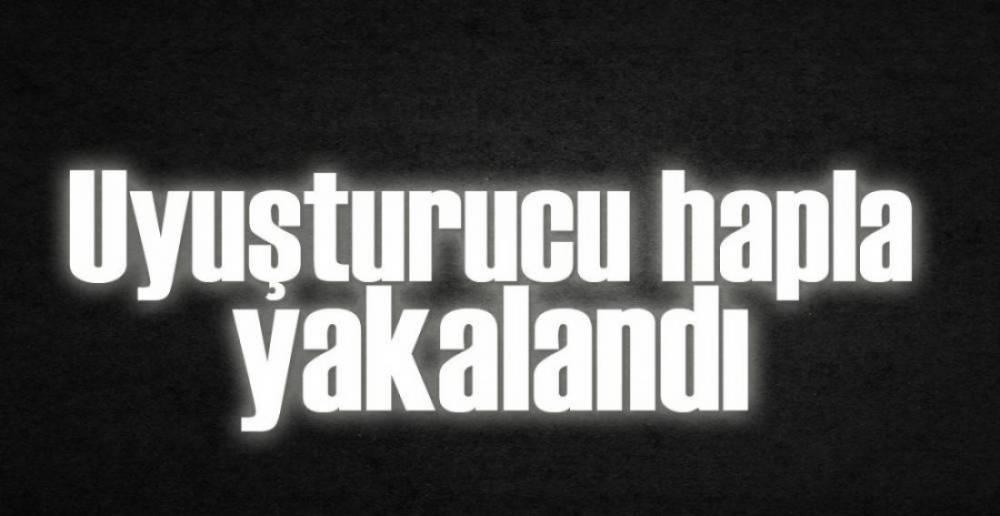ŞÜPHE ÜZERİNE DURDURULDU !.