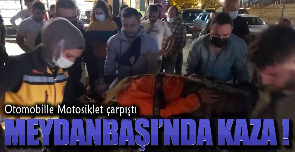 SÜRÜCÜ TEDAVİ ALTINDA!.