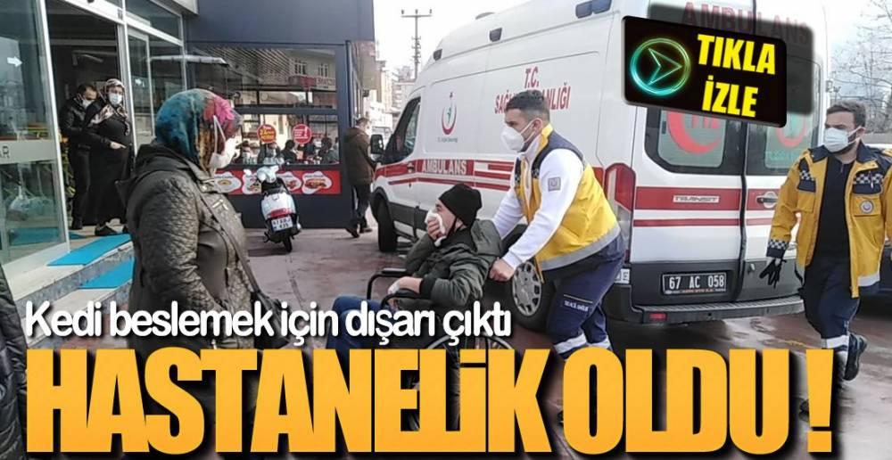 TARTIŞMA KAVGAYA DÖNDÜ !.