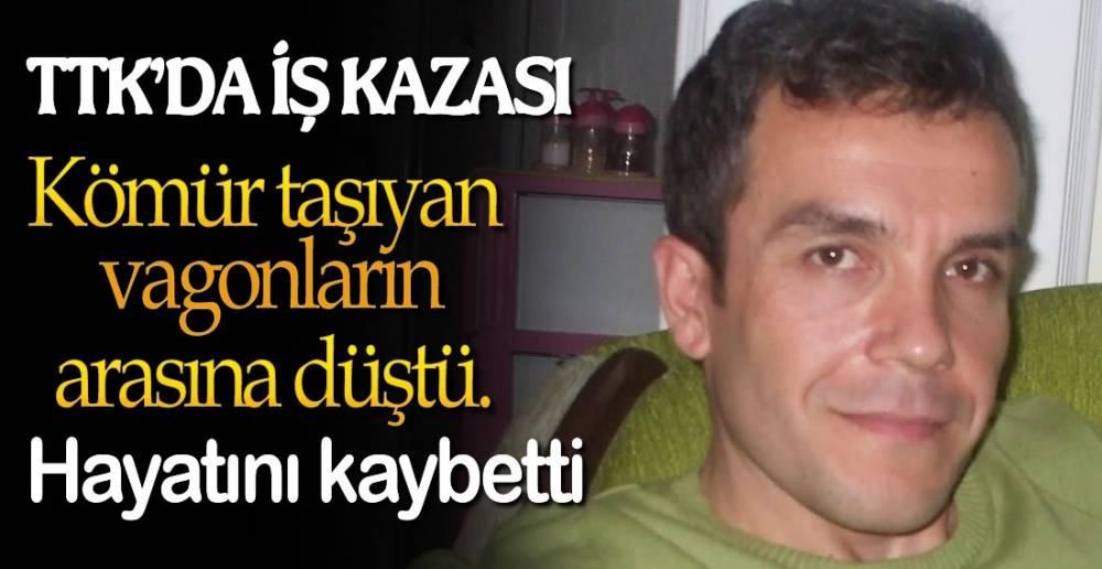 TTK'DA İŞ KAZASI !..