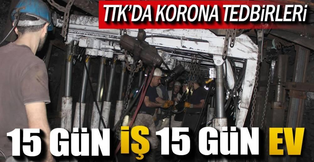 TTK'DE KORONA VİRÜS ÖNLEMLERİ!.