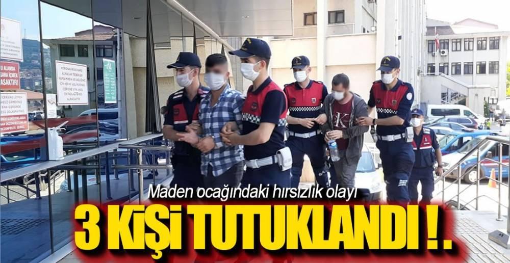 TUTUKLAMA KARARI ÇIKTI !.