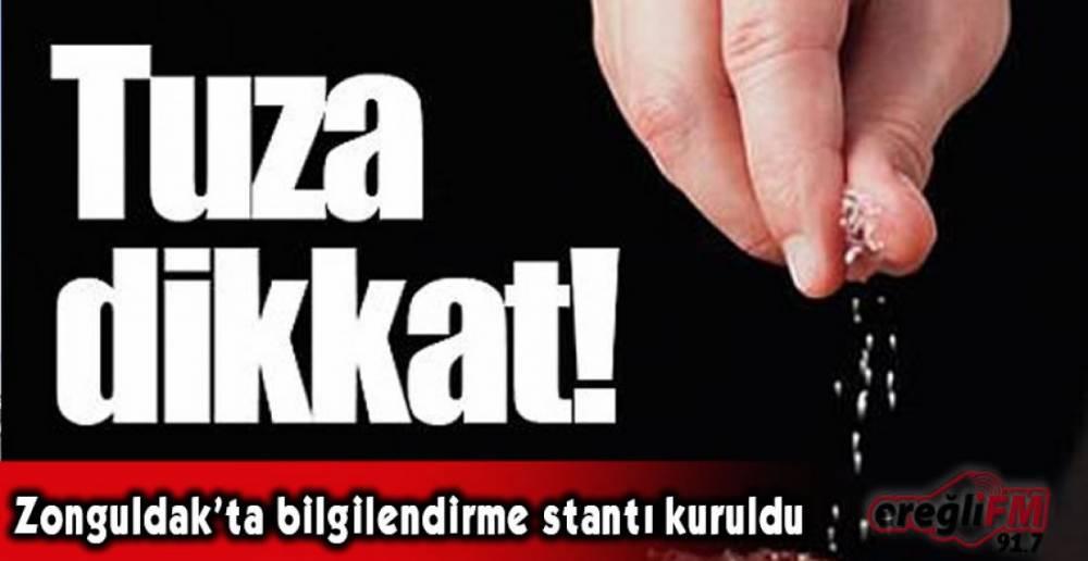 TUZ TÜKETİMİNE DİKKAT !.