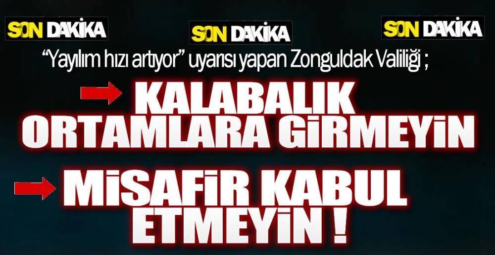 UYARI GELDİ !.